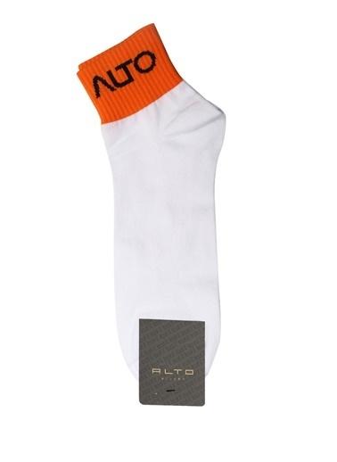 Alto Socks Çorap Oranj